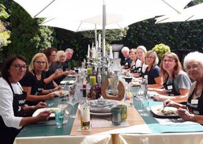 Das Kochevent des Sommers 2019 bei Thaller in Pilsting